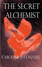 Photo of The Secret Alchemist book cover